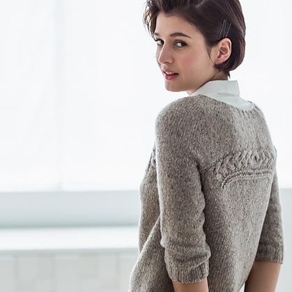 coda sweater pattern