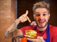 sanduiche de lombo