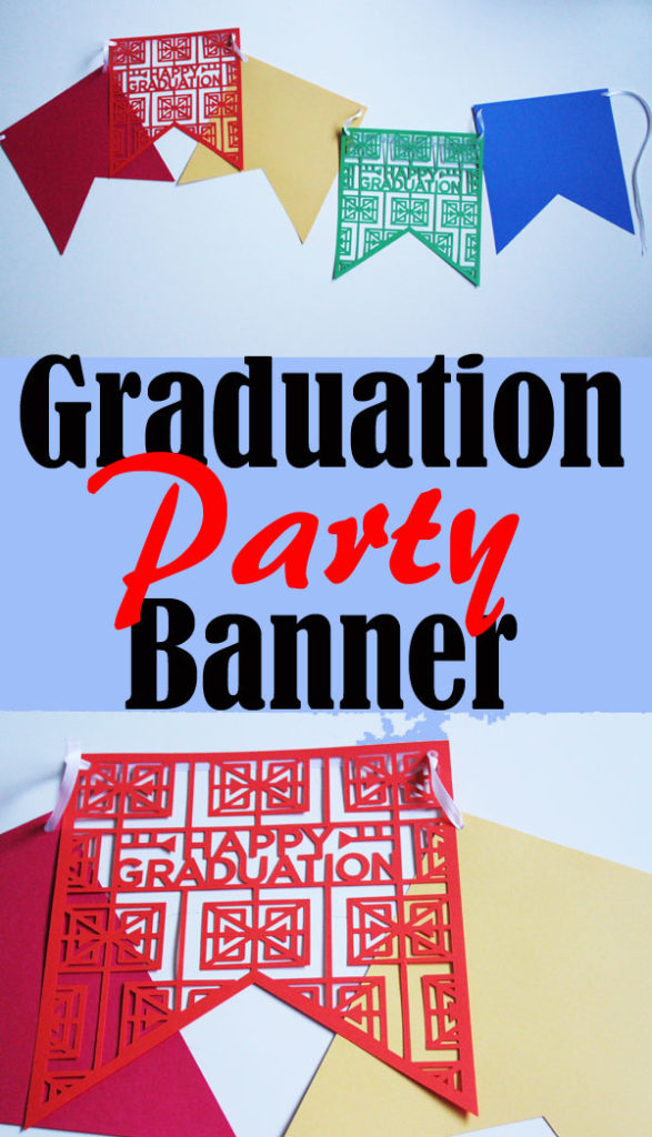 Graduation Party Banner - 30 Minute Crafts