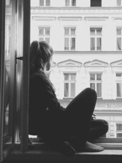 Broken Heart Sad Girl Wallpaper Photography Pretty Girl Black And White Depressed Sad