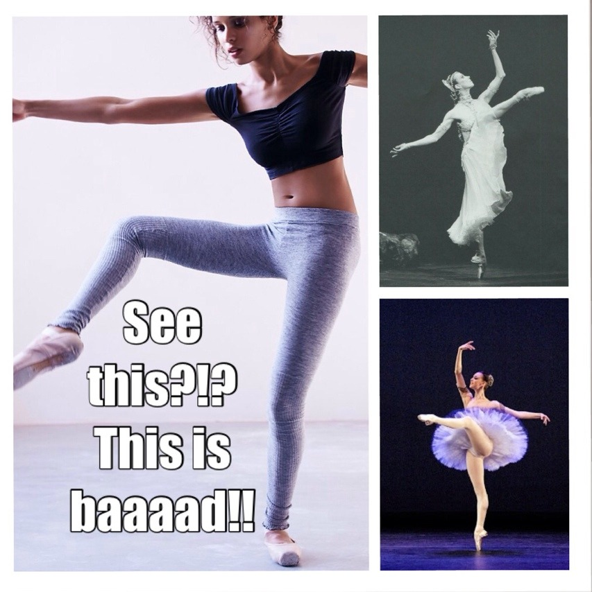 Free People ads vs what real ballet dancers look like Dance - dance instructor job description