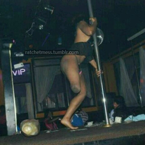 Throwback Pic of the Day: Ashy stump stripper