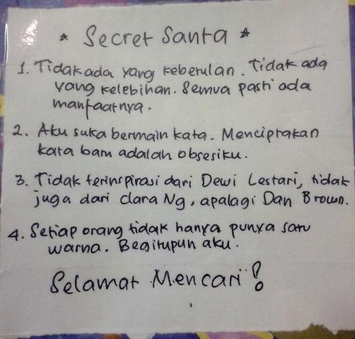 Secret Santa Riddles Clues \u2013 switchsecuritycompanies