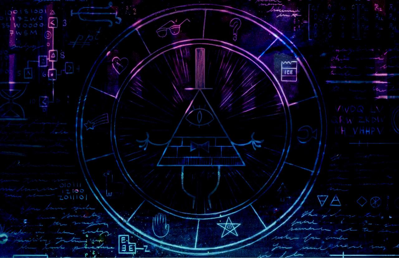 Gravity Falls Bill Cipher Wallpaper Iphone Nerdy Background Tumblr Www Pixshark Com Images