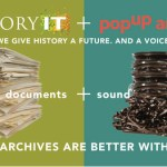 Giving history a voice: introducing our partnership with History IT