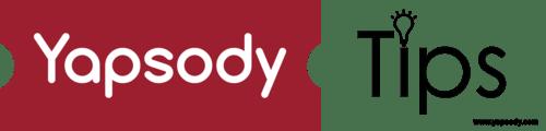 Yapsody Tips