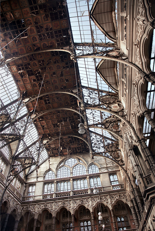 Chambre Steampunk Architecture Steampunk Victorian Abandoned Belgium Steam