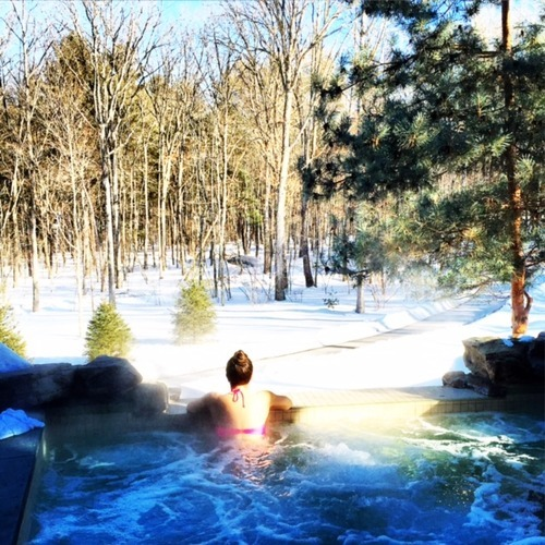 Shapin up mother daughter spa weekend at the lodge at for Mother and daughter spa weekend