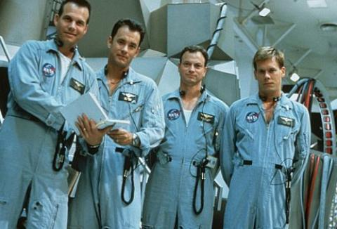gary sinise, kevin bacon, tom hanks, bill paxton