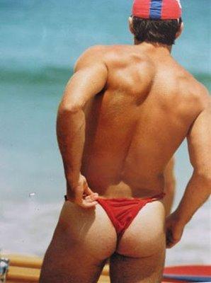 boy speedo butt