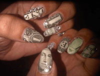 money nails on Tumblr
