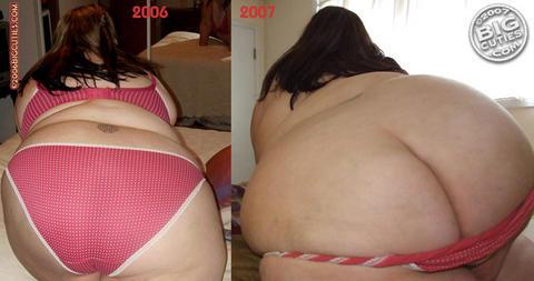 from bbw to ssbbw weight gain