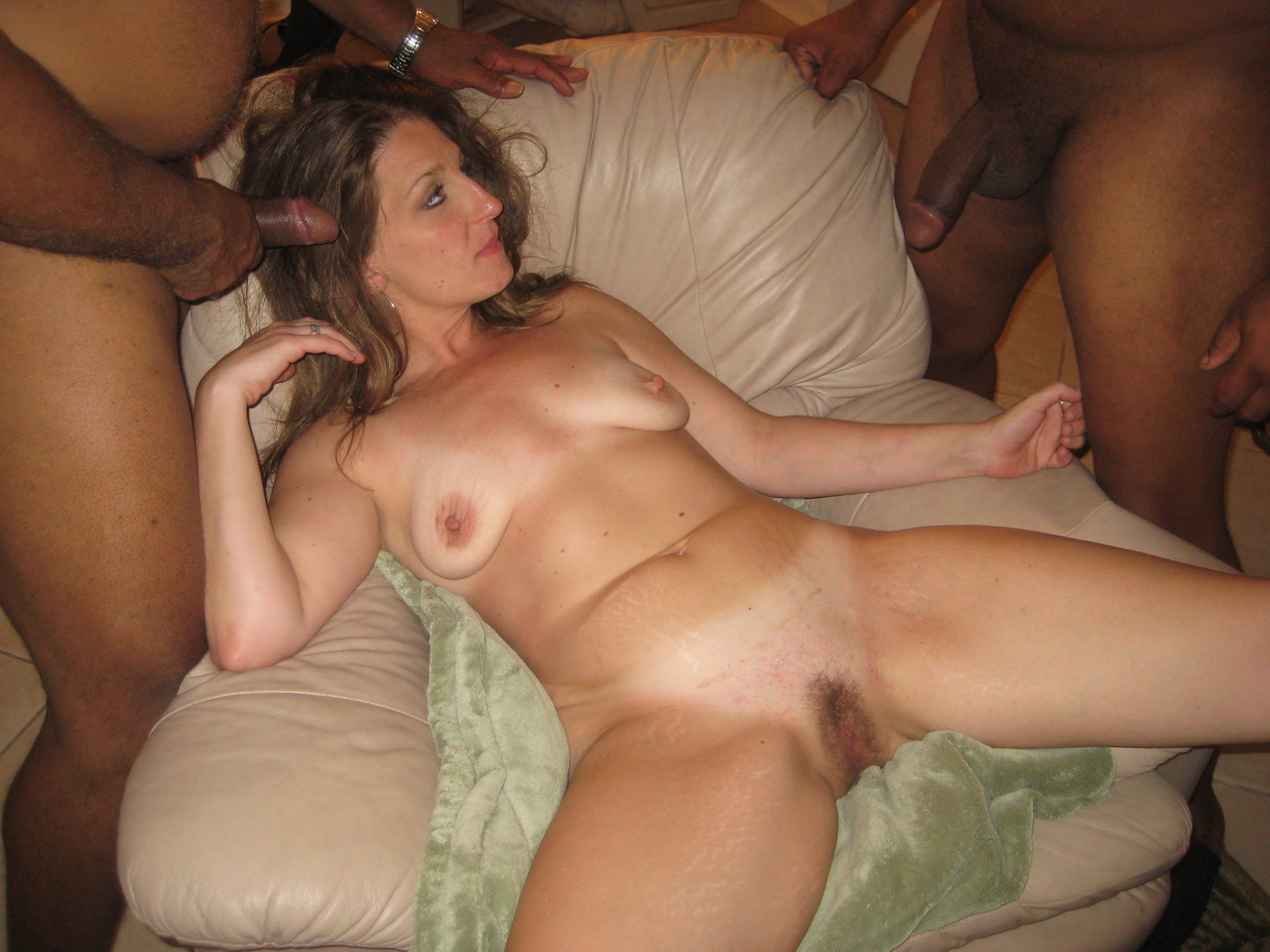 Interracial wife breeding tubes