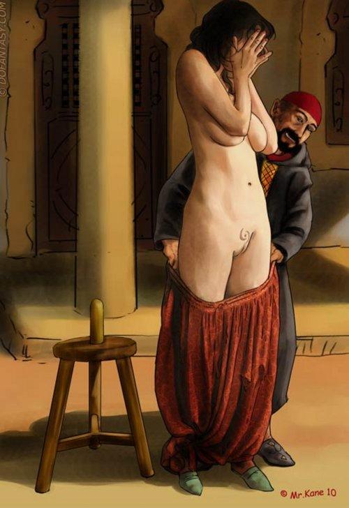 sex slave girl market