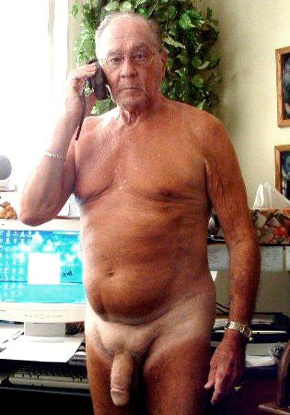 naked grandpa tumblr