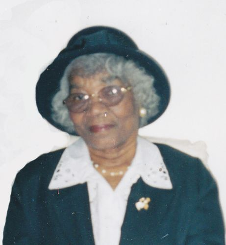 Florence D Jones Online Obituary Fred Hunter Memorial Services
