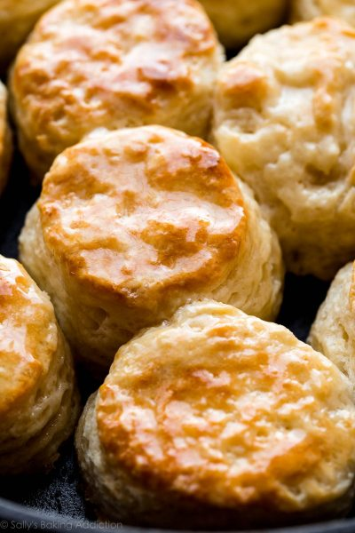The Tricks for Flaky Buttermilk Biscuits - Sallys Baking Addiction