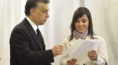 Orbán Ráhel az egyik legbefolyásosabb magyar nő