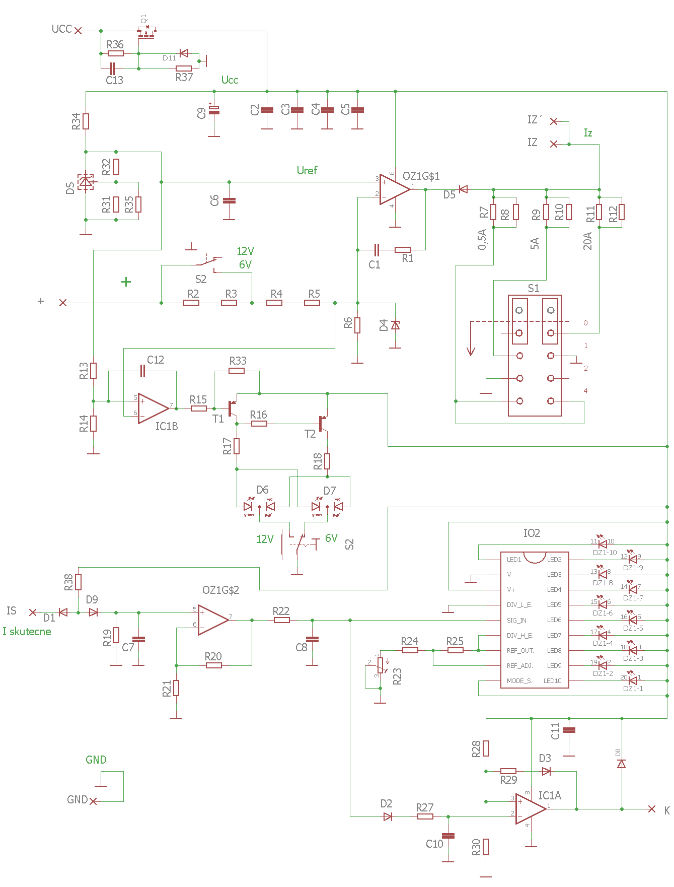 12v Automatic Battery Charger Circuit With 4 Led Indicator Images Diagram