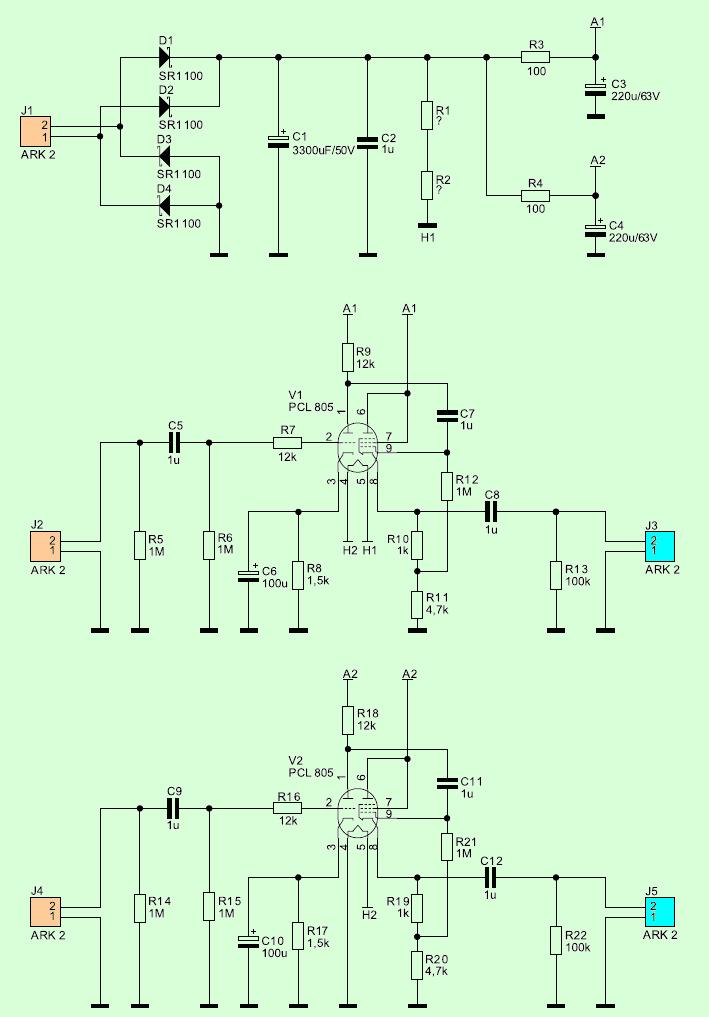 transformer diagram schematic
