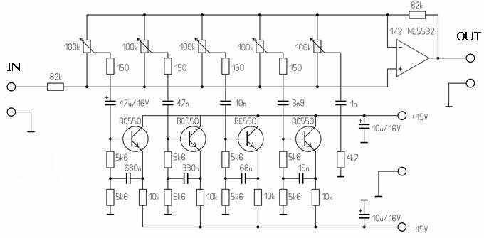 450w amplifier circuit electronics circuit
