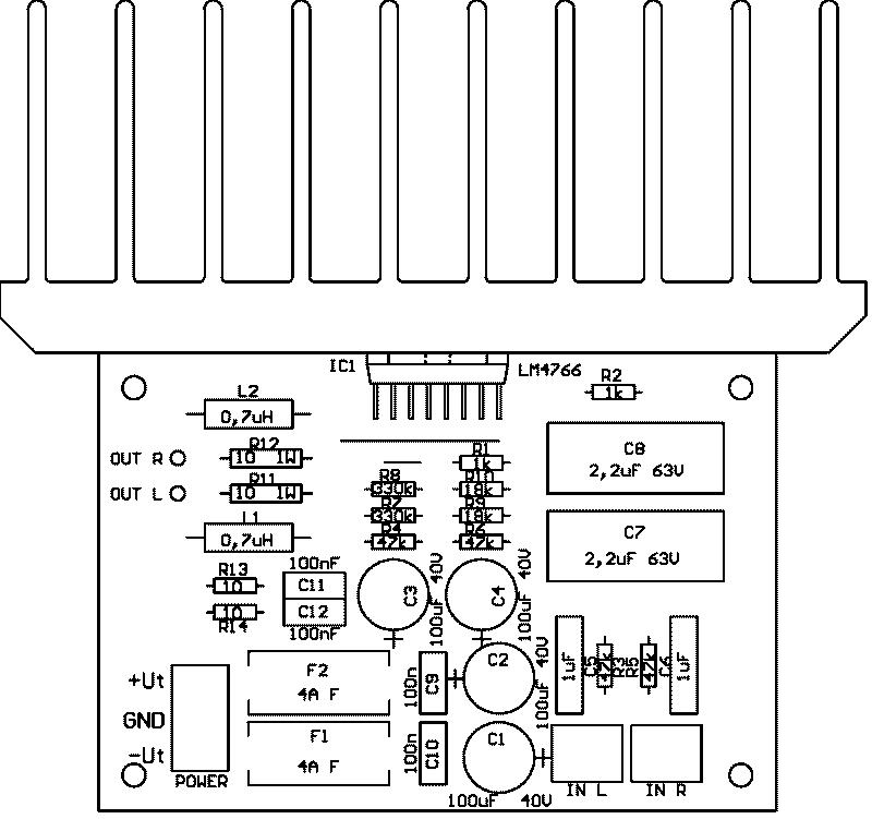 pcb layout to circuit diagram