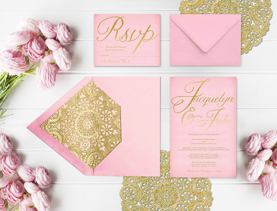 A Cheat Sheet for your Quinceanera Invitation Wording - Quinceanera