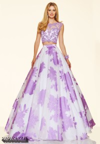 Mesmerizing Two-Piece Quinceanera Dresses