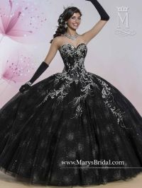 The Most Gorgeous Black Quinceanera Dresses You've Ever Seen