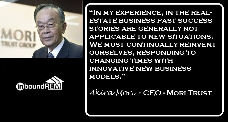 Top 50 Real Estate Quotes of all time inboundREM - real estate quotation