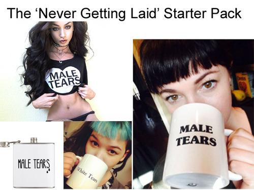 new world caption feminist