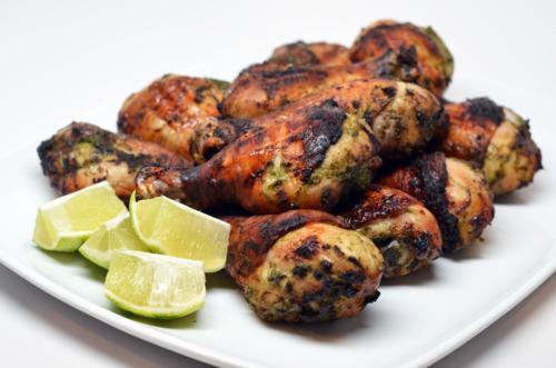 Paleo Barbequed Thai Style Chicken