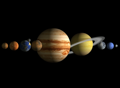 Solar System 3d Wallpaper Planets Png Tumblr Pics About Space