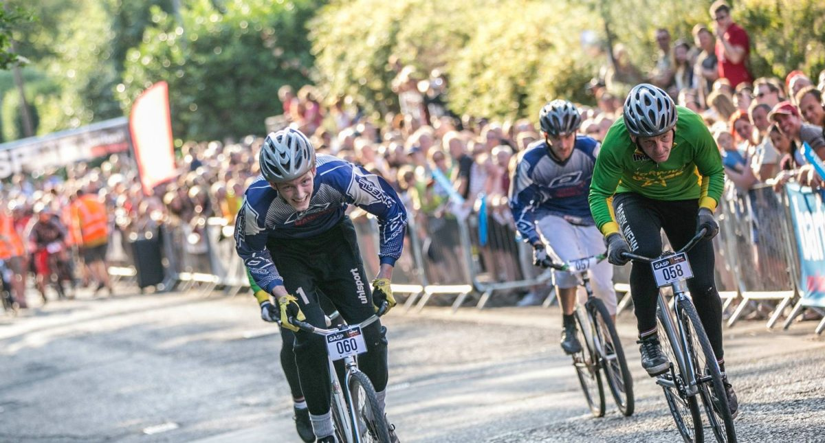 NEWS: Norfolk riders set for Gas Hill Gasp