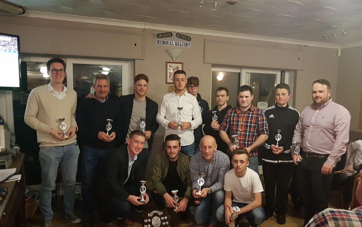 CLUB NEWS: Newport Annual Awards
