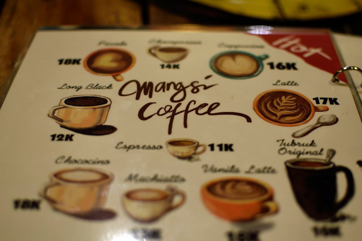 Coffee Art Jakarta On Bali Mangsi Serves Indonesian Coffee With Global Appeal
