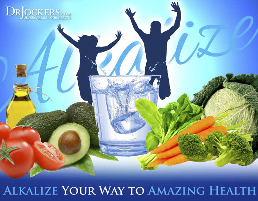 Alkalize Your Way to Amazing Health