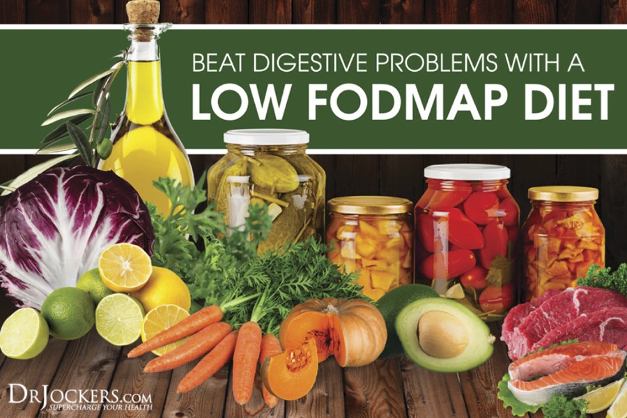 Beat Digestive Problems with a Low FODMAP Diet - DrJockers