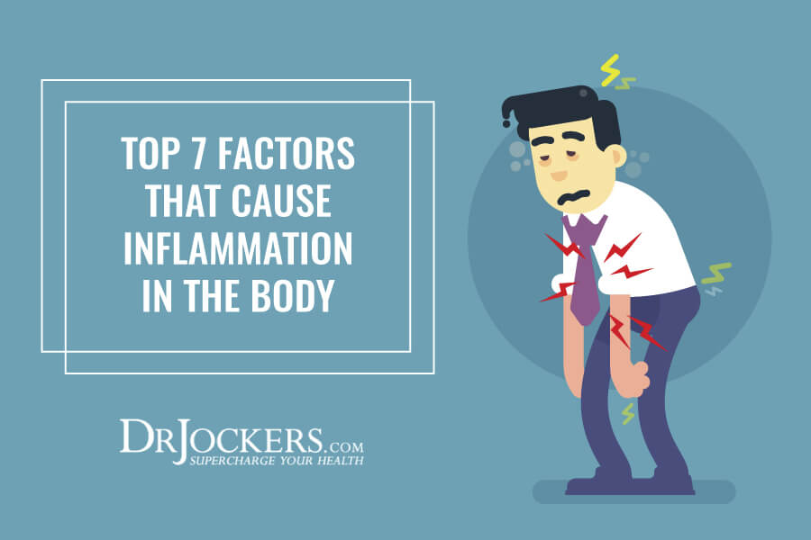 What Causes Inflammation? 7 Key Contributors - DrJockers
