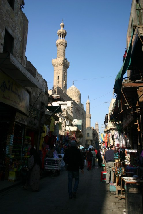 Dans Le Caire islamique