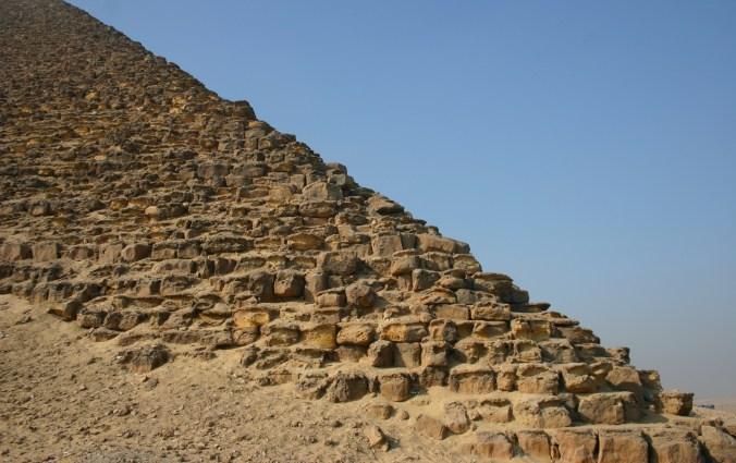 Les pyramides inversées