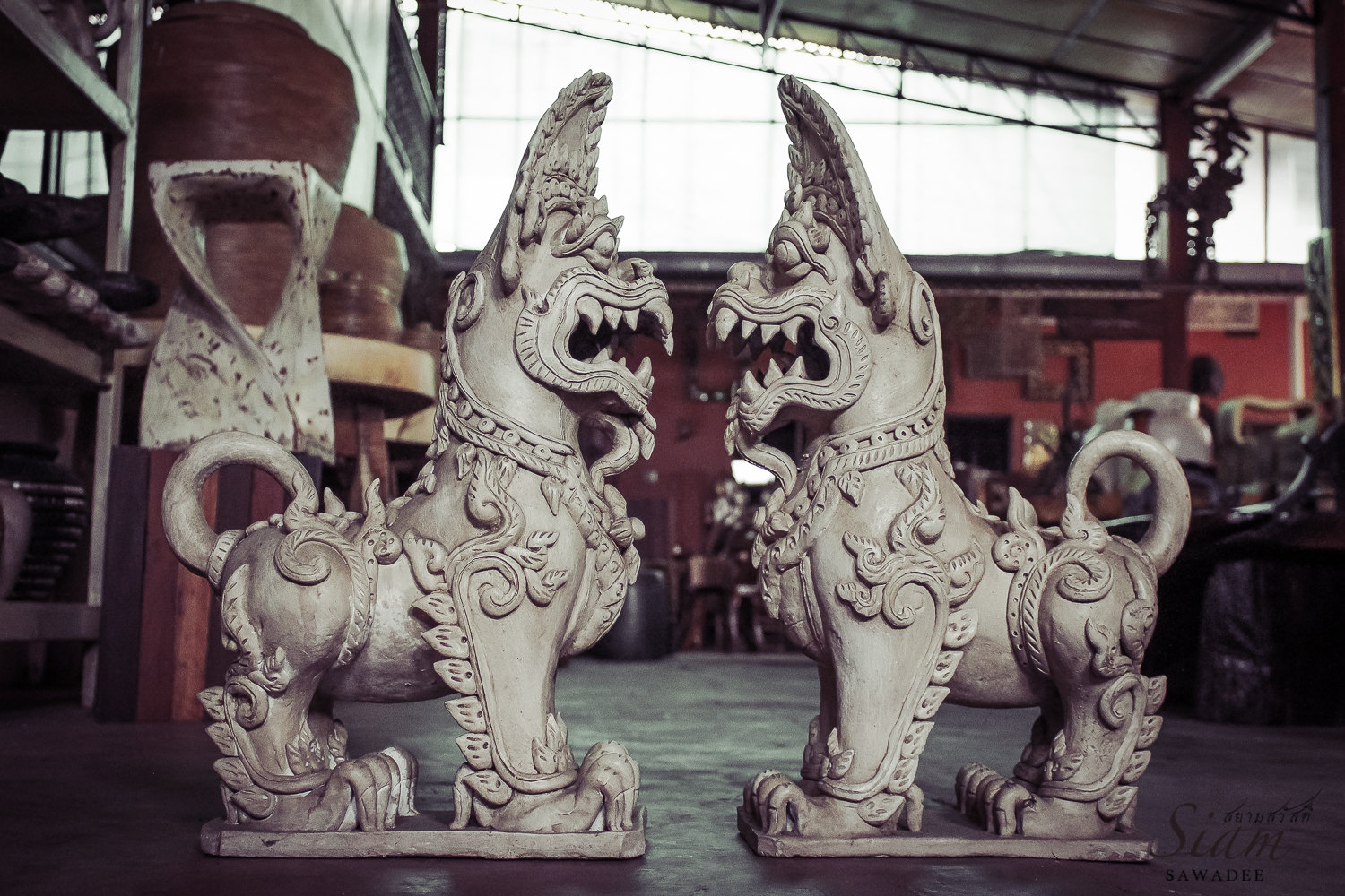 Fullsize Of Foo Dog Statue