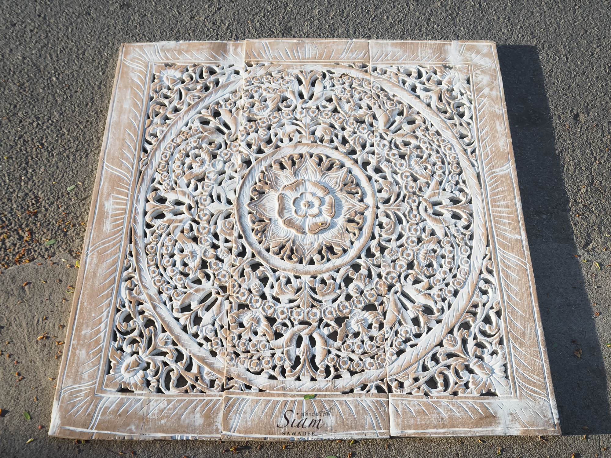 Wall Decor Wood Panel Buy Balinese Antique Wood Carving Wall Art Panel Online