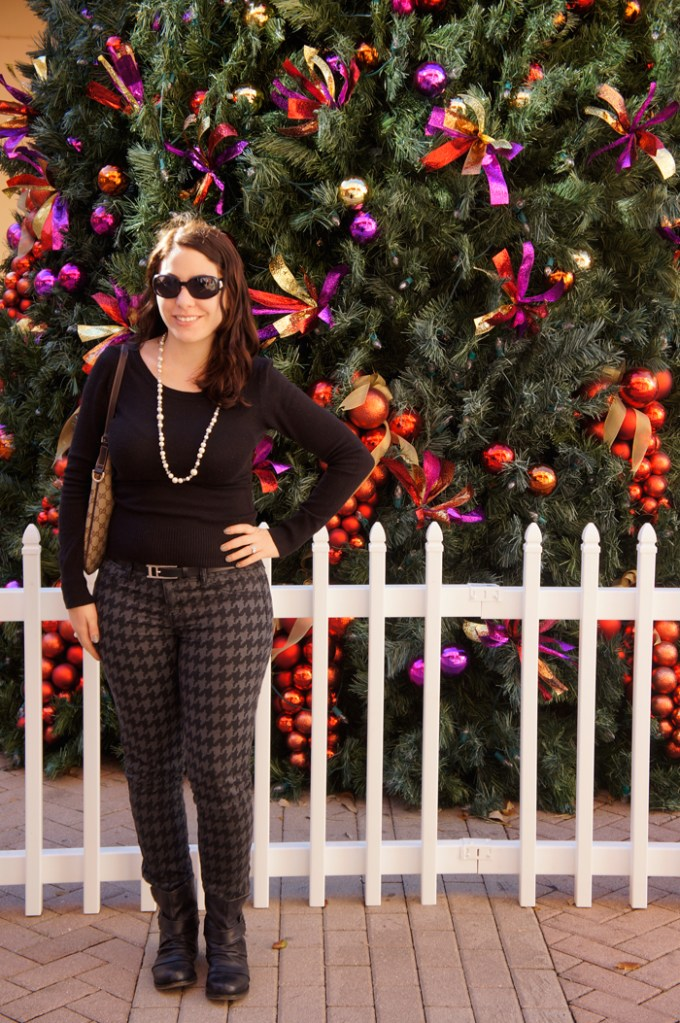 Houndstooth Jeans: Favorite Purchase of 2012