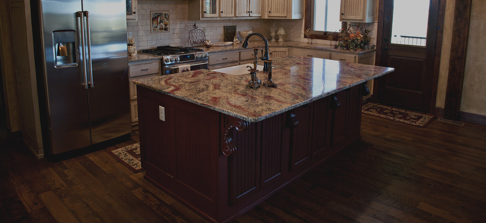 Recycled Countertops Recycled Glass Countertops Custom Countertops Springfield Mo