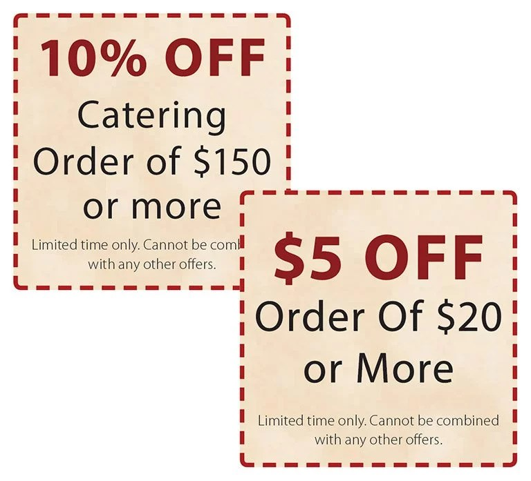 How to Make Compelling Coupons for Your Restaurant Mail Shark