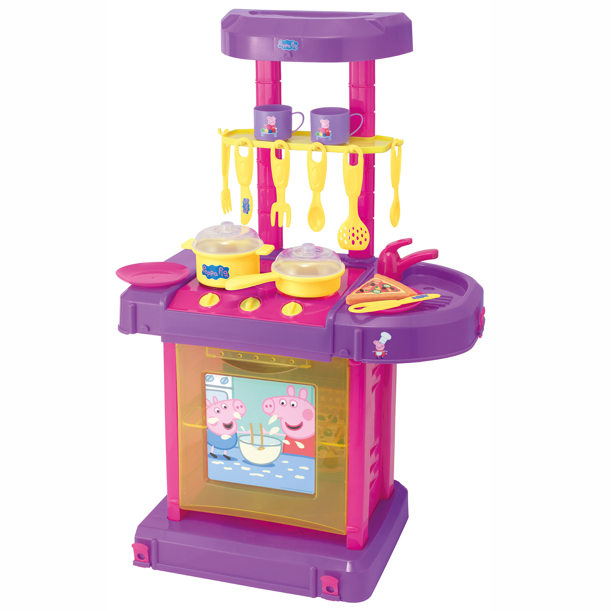 Cuisine Peppa Pig Peppa Pig Kitchen Shop For Cheap Other Toys And Save Online