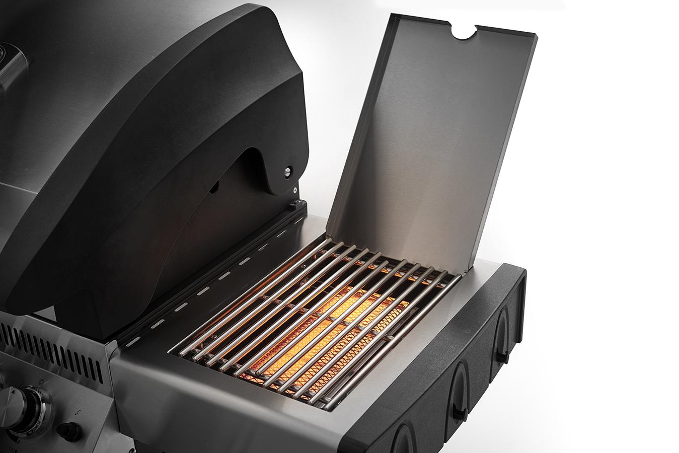 Enders Gasgrill Lincoln 2 Ersatzteile : Bbq smoker edelstahl räucherschrank edelstahl xxl räucherofen bbq