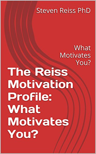The Reiss Motivational Profile What Motivates You? 360 Mindset - what motivates you