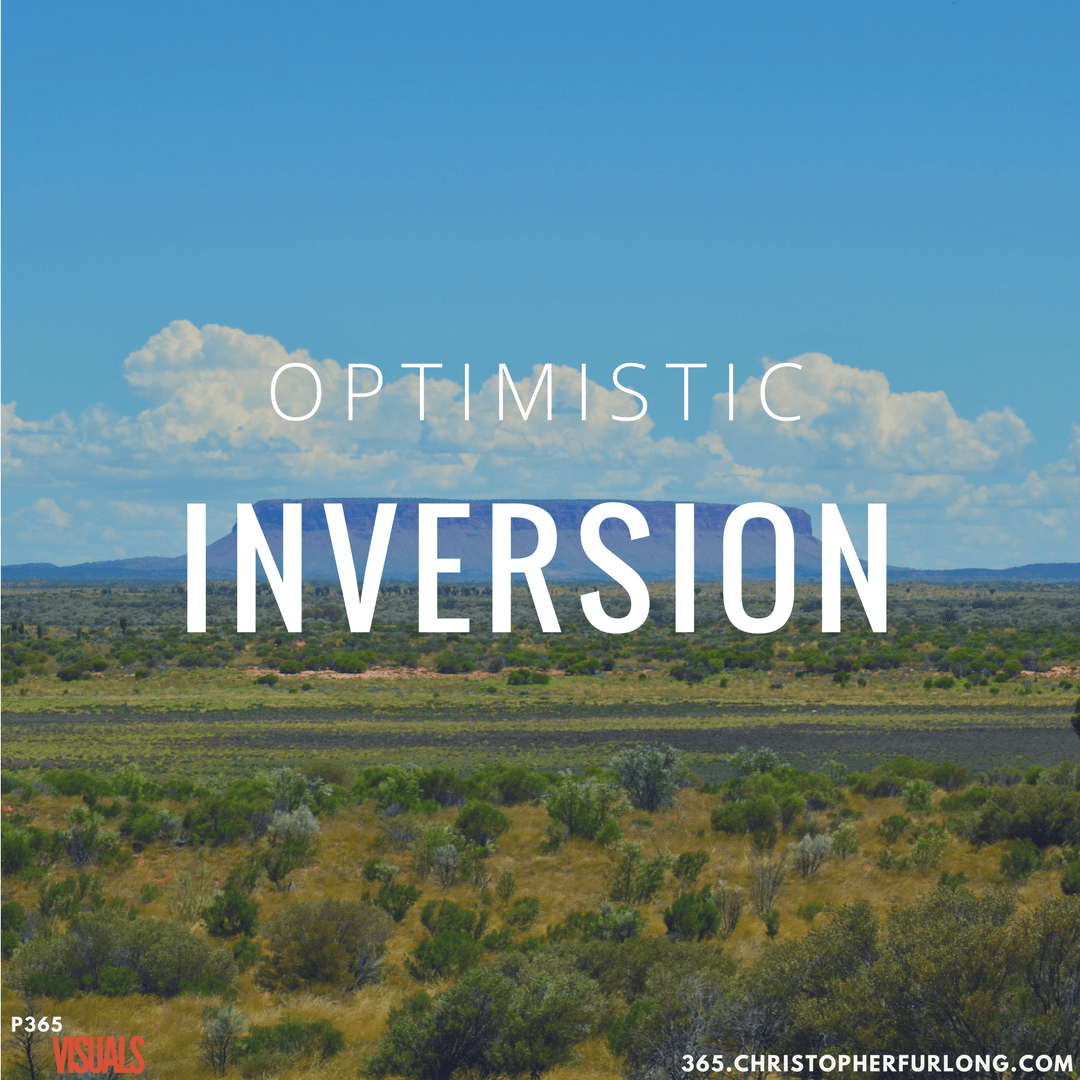 Day #062: Optimistic Inversion